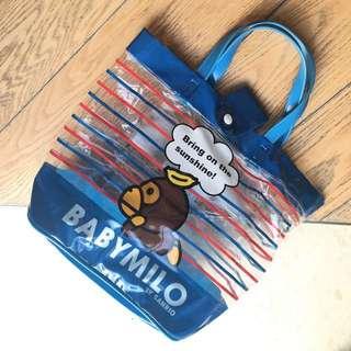 Babymilo A4size透明袋·順豐到付