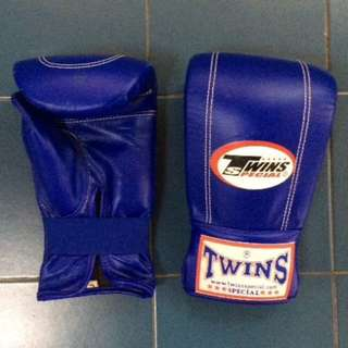 Twins boxing gloves Size: L