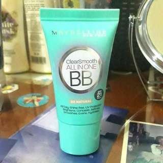 #CNY2018 Maybelline Clear Smooth All In One BB