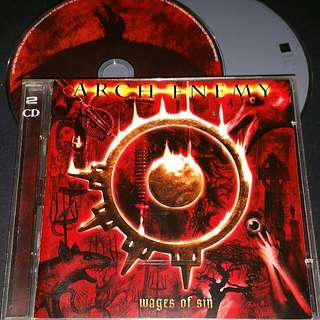 Arch enemy (wages of sin) 2cd