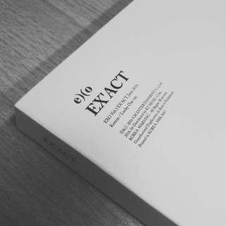 EXO EX'act Lucky one (Korean version)