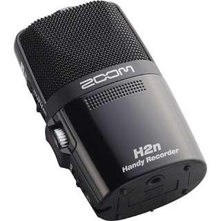 Zoom H2n Digital Handheld Recorder