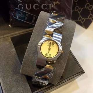 Gucci stainless watch