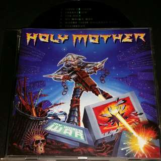 Holy mother (my world war) cd metal