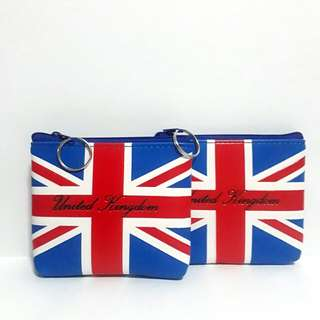UK united kingdom pouch