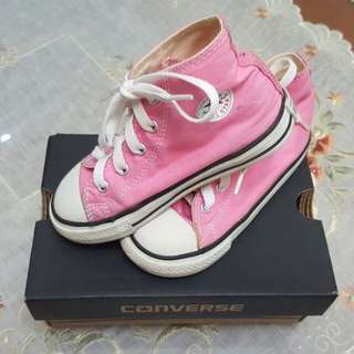 Converse Shoes kids pink Girls