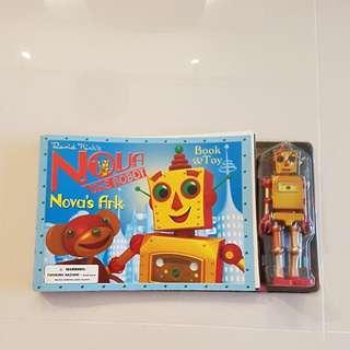Nova the robot
