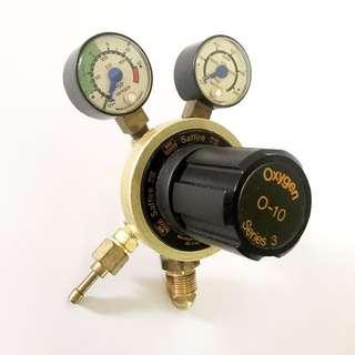 Saffire Series 3 Regulator brand new Multi - Stage Oxygen 0- 10