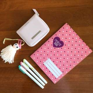 Stationary + Accessories GB