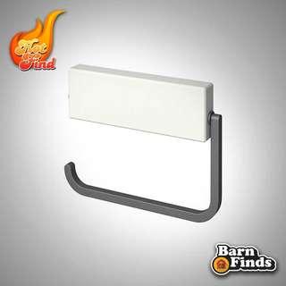 IKEA HJALMAREN Toilet Paper Holder