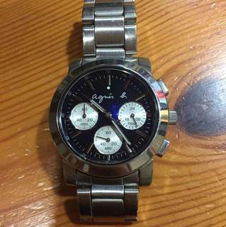 Agnes b watch 手錶