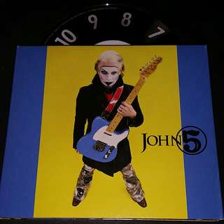John 5 cd guitar/metal rare collection