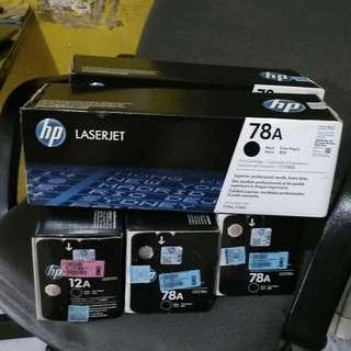 Catridge printer canon baru dan bekas