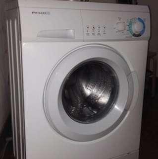飛歌前置式薄身洗衣機