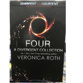 DIVERGENT SERIES BOX SET (BOOKS 1-4 PLUS WORLD OF DIVERGENT) Veronica Roth