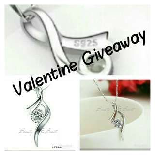 Valentine GiveAway is Here!