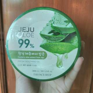 Jeju Aloe (The Face Shop)