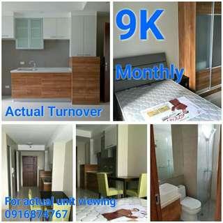 Semi Furnished Condominium