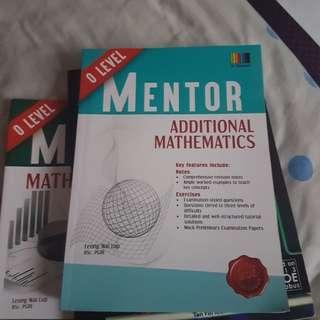 O Level Math/ Amath TYS