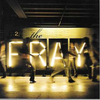 MY CD - THE FRAY //FREE DELIVERY //