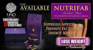 Nutrifab fatburner buy1take1