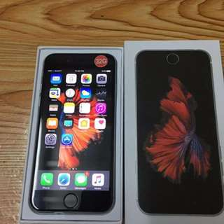 SALE iphone 6s 32gb spacegray gpplte openline. same IMEI and NTC approved