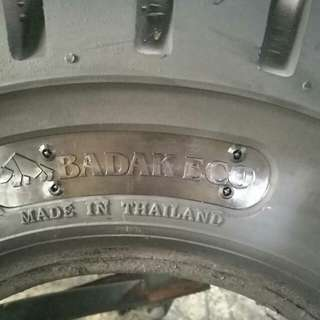 Badak Eco solid tyre