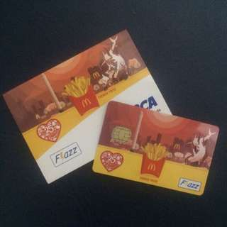 Flazz McDonald's Indonesia - French Fries