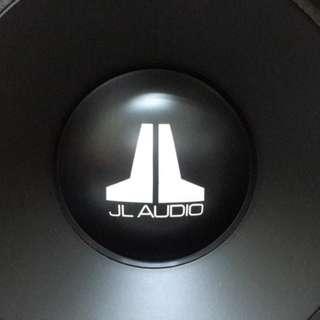 美國製JL W3D4重低音