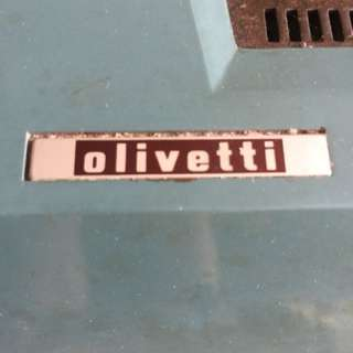 Olivetti Old Skool Calculator