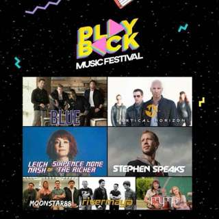 Playback Music Festival
