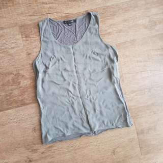 Saba top *silk* Size 10