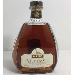 Cognac 干邑 Hine Antique Fine Champagne