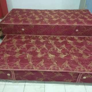 CENTRAL Kasur Sorong Spring Bed