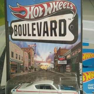 Hotwheels seri Boulevard