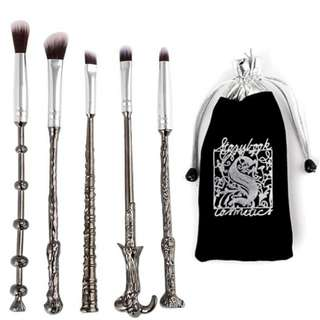 Instock Harry Potter Brush Set With Free Pouch