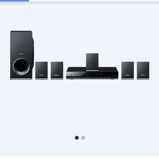 new Sony Home Theater System