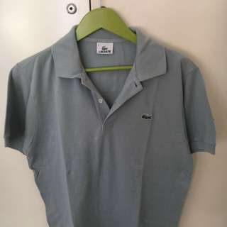 Lacoste shirt Grey size M