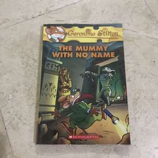 Geronimo Stilton story book