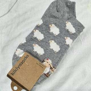 Cute Sheep Socks