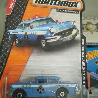 Matchbox Buick