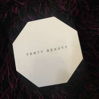 fenty beauty highlight