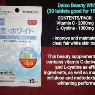 DAISO COLLAGEN & BEAUTY WHITE