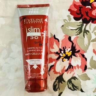 Item 1 - Repriced!! Eveline Slimming Serum Anti-Cellulite Fat Burner, 8.45 Fluid Ounce