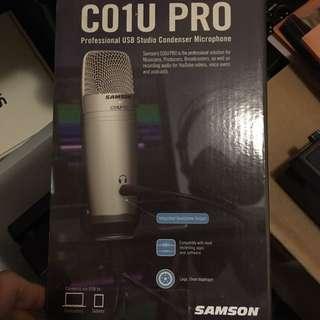 Samson c1u pro