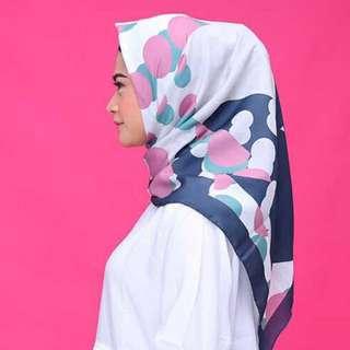Voal Scarf Printed - Hijab Voal - Printed Scarf Voal - Hijab
