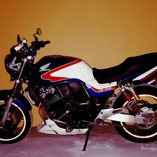 Super 4 (CB400)