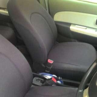 Car Seat Toyota Passo