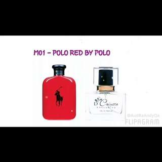 Polo Red Perfume (inspired)
