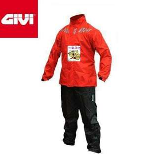 3001*** Givi Raincoat RRS04 Black 🤣🤣Thanks To All My Buyer Support 👌👌